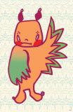 Bully Bird Masterprint by  Minoji