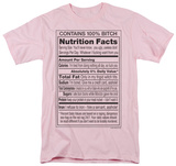 Adult Humor - 100% Bitch T-Shirt