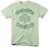 Around the World - Celtic Pride T-Shirt
