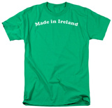 Around the World - Made in Ireland T-Shirt