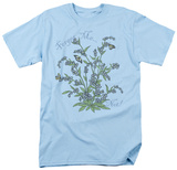 Garden - Forget Me Not Shirts