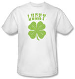 Around the World - Lucky Shamrock T-Shirts