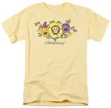 Garden - Chimpansy Shirts