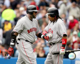 David Ortiz and Manny Ramirez Photo