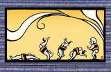 Somersault Masterprint by Ryo Takagi