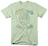 Around the World - O'Shay's Irish Pub T-Shirt