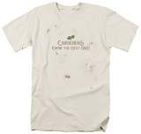 Garden - Know the Best Dirt T-shirts