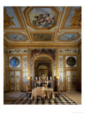 Salle Des Buffets, Dining Room Giclee Print by Charles Le Brun