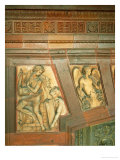 The Surviving Door of the Bauakademie, Building Academy in Berlin Giclee Print by Karl Friedrich Schinkel