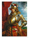Emperor Maximilian I (1459-1519) Giclee Print by Peter Paul Rubens