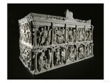 Sarcophagus of Junius Bassus Giclee Print