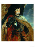 Charles the Bold of Burgundy (1433-1477) Giclee Print by Peter Paul Rubens