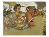 Alexander the Great on Horseback Giclee Print
