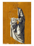 Study of Drapery for the Figure of Saint Bartholomew Giclee Print by Lorenzo di Credi