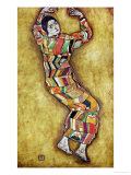 Portrait Friederike Maria Beer, 1914 Giclee-vedos tekijn Egon Schiele