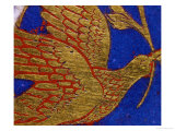 Dove with Olive Leaf, from the Panel Noah&#39;s Ark of the Verdun Altar Giclee Print by Nicholas of Verdun 