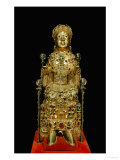 Reliquary of Saint Foy, 9th Century, with Gothic Additions Giclee Print
