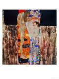 The Three Ages of Man, 1905 Giclee Print by Gustav Klimt