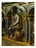 A Prophet, Second Figure, Bottom Row on the Right Side Giclee Print by Nicholas of Verdun 