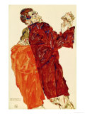 Truth Unveiled, 1913 Giclee Print by Egon Schiele