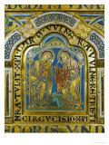 Circumcision of Jesus, Enamel, Verdun Altar, Begun 1181 Giclee Print by  Nicholas of Verdun