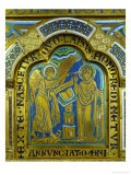 The Annunciation, from the Verdun Altar Giclee Print by Nicholas of Verdun 