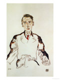 Portrait of Dr Giclee Print by Egon Schiele