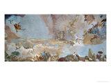 Asia Giclee Print by Giovanni Battista Tiepolo