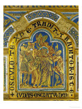 Judas&#39; Kiss, from the Verdun Altar Giclee Print by Nicholas of Verdun 