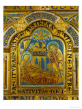 The Nativity, from the Verdun Altar Giclee Print by Nicholas of Verdun 