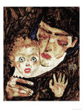 Mother and Child II, 1912 Giclee Print by Egon Schiele