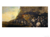 Pilgrimage to Saint Isidore's Well (The Holy Service) Giclee Print by Francisco de Goya