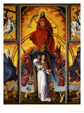 Altar of the Last Judgement Giclee Print by Rogier van der Weyden