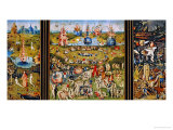 Garden of Delights Giclee Print by Hieronymus Bosch