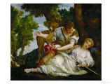 Death of Procris Giclee Print by Paolo Veronese