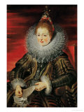 Infanta Isabella Clara Eugenia, Wife of Archduke Albrecht VII Giclee Print by Peter Paul Rubens