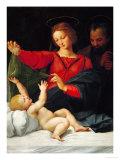Madonna Di Loreto Reproduction procédé giclée par  Raphael