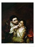 El Lazarillo De Tormes, 1808-1810 Giclee Print by Francisco de Goya