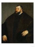 Elector Johann Friedrich of Saxony (1503-1554), 1550-1551 Giclee Print by  Titian (Tiziano Vecelli)