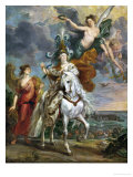 The Triumph at Juliers, September 1, 1610 Giclee Print by Peter Paul Rubens