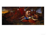 Venus Bemoaning the Death of Adonis Giclee Print by Nicolas Poussin