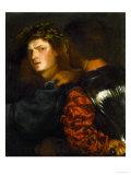 The Brave (Il Bravo) Giclee Print by  Titian (Tiziano Vecelli)