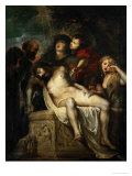 Deploration, 1602-1603 Giclee Print by Peter Paul Rubens