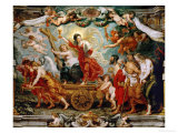 Triumph of Faith Giclee Print by Peter Paul Rubens