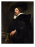 Self-Portrait, 1638-40 Giclee Print by Peter Paul Rubens