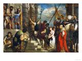 Ecce Homo, 1543 Giclée-Druck von  Titian (Tiziano Vecelli)