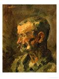 Vicomte Lepic, 1882 Lámina giclée por Henri de Toulouse-Lautrec