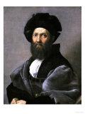 Count Baldassare Castiglione Giclee Print by  Raphael