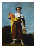 The Water Carrier Giclee Print by Francisco de Goya