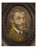 Emperor Charles V (1500-1558) after a Lost Portrait by Titian Giclee Print by  Titian (Tiziano Vecelli)